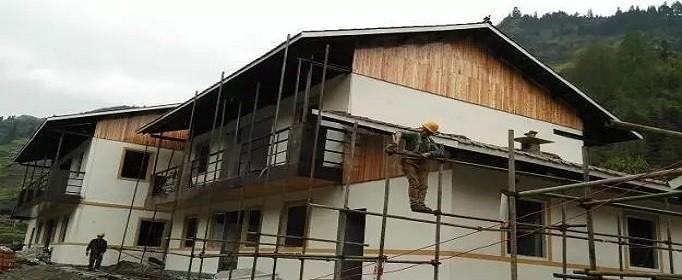 农村旧房改造装修步骤