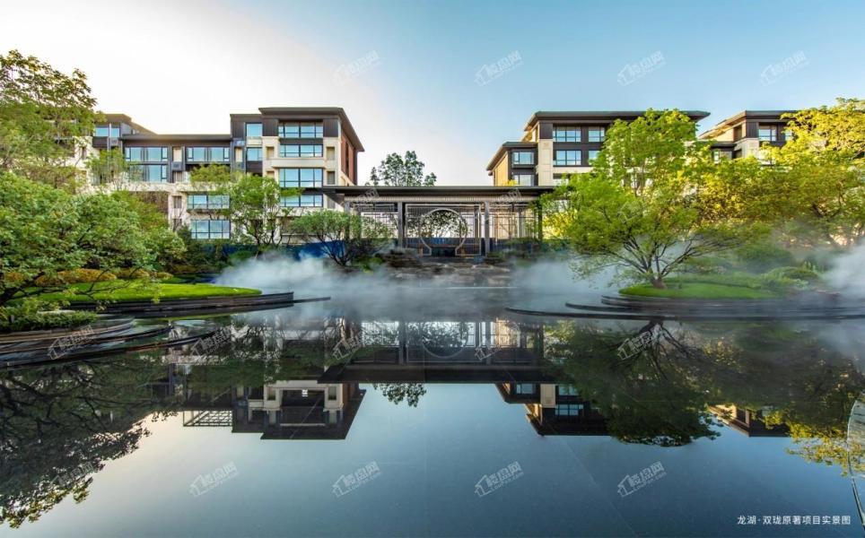龙湖双珑原著项目实景拍摄图