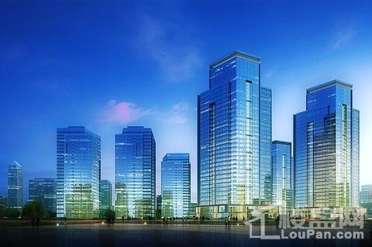 熙旺广场项目效果图