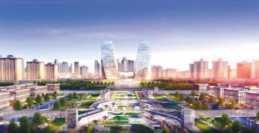 沈北新区规划效果图