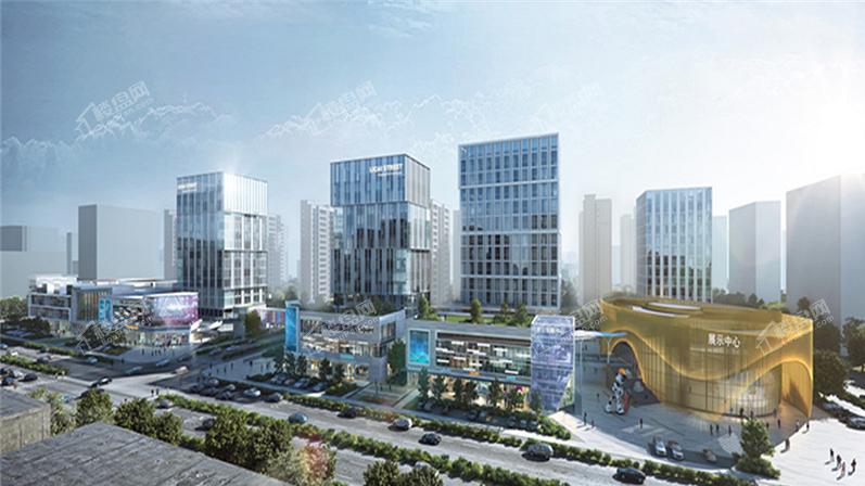 万科首府未来城项目效果图