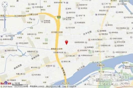 阳光城愉景湾电子地图