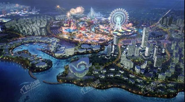 """北海文旅项目""""稳步快走"""",将向世人呈现全新的银滩!-北海楼盘网"""