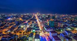 聚焦柬埔寨,金边CBD启幕金边商业新时代!