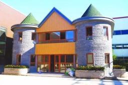 3D打印出来的住宅主体结构完成是什么模样?