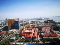 柬埔寨经济增长迅猛,太子幸福广场成投资新宠 !