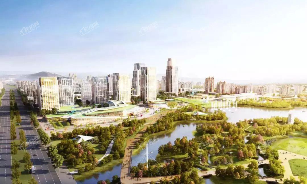 江悦城公园里是哪个开发商开发的?