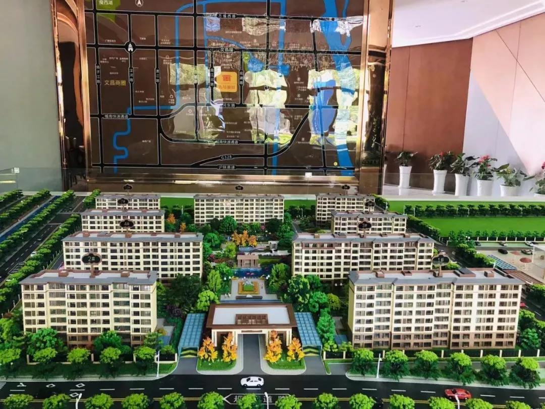 扬州九境融园实拍图