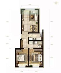 买房需精挑细选 北京这些小户型房源值得考虑!
