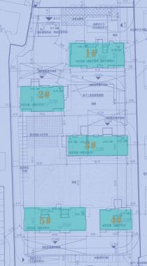 保利云上苑保利二职专项目规划曝光 5栋住宅楼 家庄中央商务区