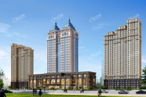楼盘测评丨群力新区C位--江城国际