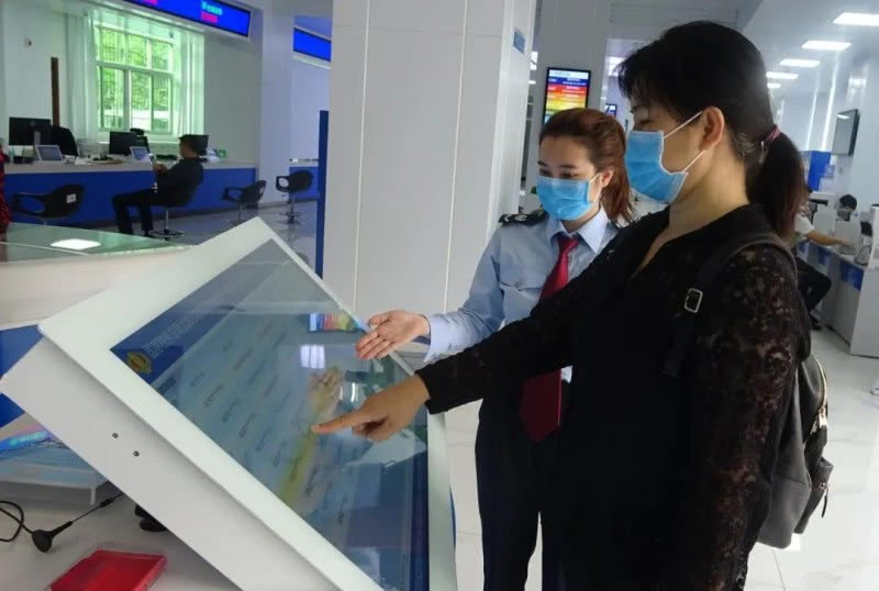 便企便民 !北海首个智慧办税服务厅在银海区投入使用-北海楼盘网