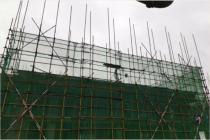 邦泰家书丨邦泰·颐和上院4月最新工程进度