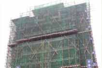 邦泰家书丨邦泰·大观府4月最新工程进度