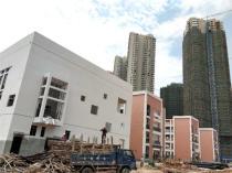 兴宁区中海二小项目实景图曝光!预计今年三季度完成建设!