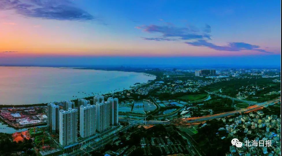 北海廉州湾新城初选出3个设计方案!计划打造成为中国沿海城市最漂亮的新城区-北海楼盘网