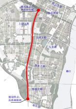 又一条快速路规划出炉!枫生高速九龙湖段要提升改造!沿线设计5处立交!经开段也要改造!