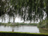 小编实探清豪栖养庄园,让人嫉妒的湖畔别墅!