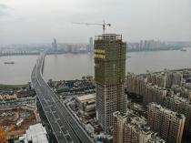 联泰沿江酒店地块即将完工!酒店预计2022年开业!