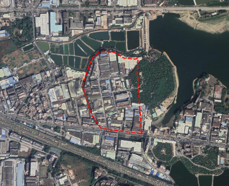 虎门镇树田社区第一工业区更新单元.png