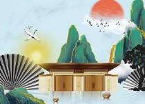 内江吾悦广场7月工程进度情况