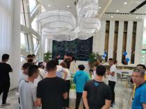 全城瞩目!九原河景营销中心暨样板间璀璨绽放!