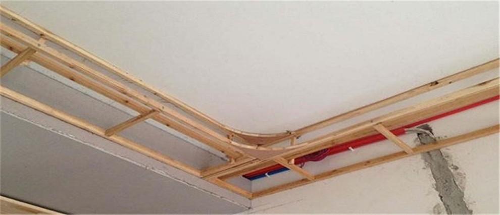 房屋装修,天花板
