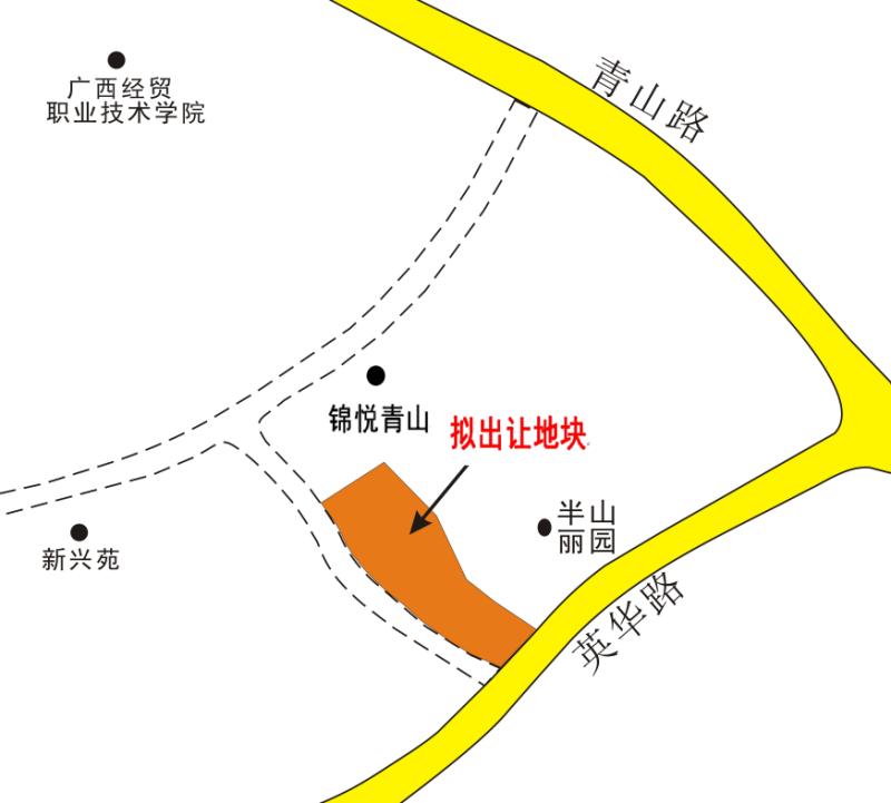"""土拍预告:南宁超355亩地上架 柳沙32亩""""退地""""/江南76亩旧改地待嫁!"""