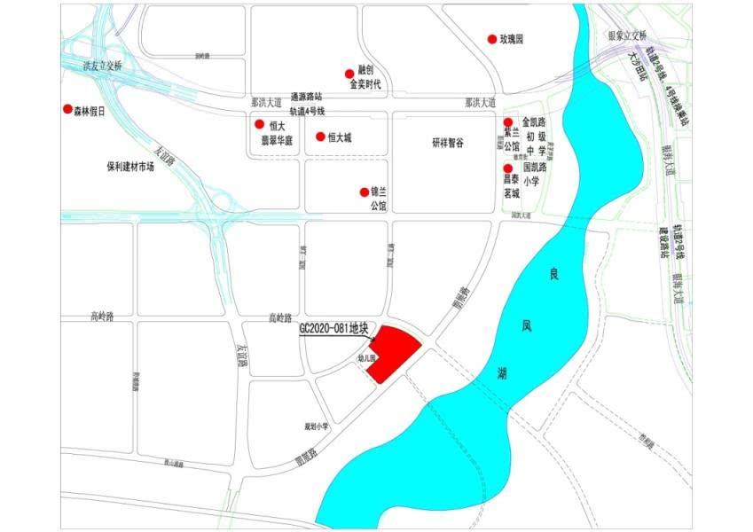 土拍直播:18家房企竞拍,哪家房企最终入主经开区?