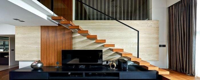 loft楼梯尺寸一般多大