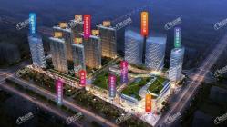 红星中奥九龙都会的公寓怎么样?总价19万起,抢综合体上LOFT!