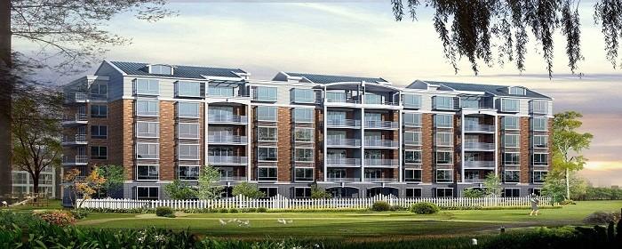 昆明房产:多层建筑密度计算方法