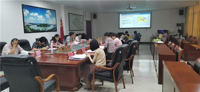 蒲庙镇中心片区控制性详细规划修编PM-04-02街区规划维护方案通过评审