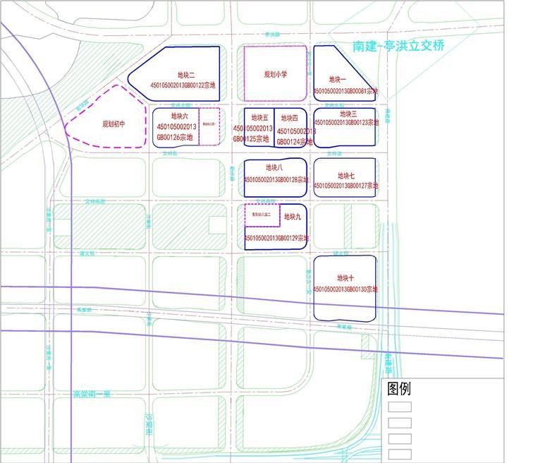 南宁市2020年第九十九期国有建设用地使用权公开出让公告