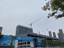 年底能完工?南昌市第一医院九龙湖分院最新进度曝光!