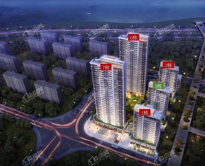 奥园博翠中央的房子值得买吗?临江依湖,老城难得美宅!