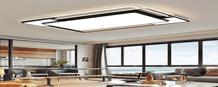 客厅装修吊顶灯如何选择