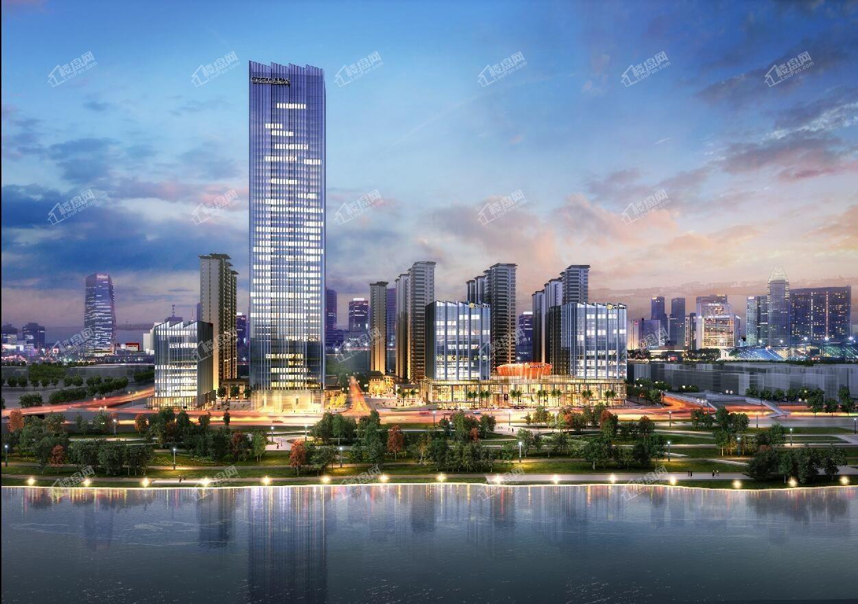 绿地朝阳中心公寓值得投资吗?赣江头排地铁口,投资佳品!