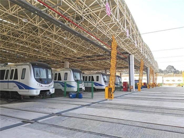 再提速!南宁地铁5号线最新进度曝光 预计明年开通!