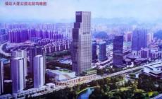 2021年临桂新区将加速发展,桂林第一高楼坐落临桂新区!