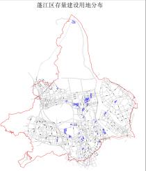 江门三区存量住宅用地面积累计498公顷