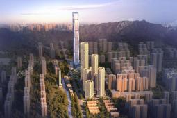 国维中央广场打造高级城市综合体 参考均价为38000元/㎡