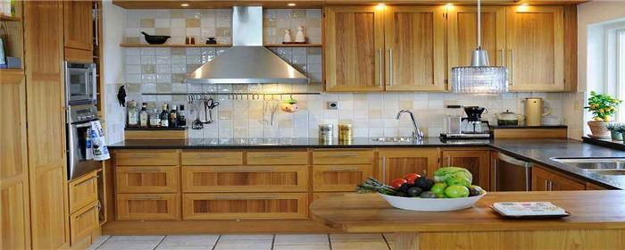 厨房设计布局有哪些