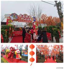 一玺定心,红动会展|鲁明·玖玺天悦营销中心盛大开放