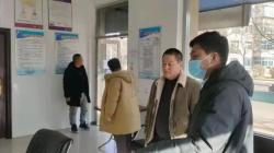 安全检查保平安——葫芦岛市自来水公司开展节前供水安全生产检查工作