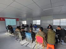 周密部署 抢抓先机——绿地潍坊公司开启抢跑模式 农历正月初八正式开工