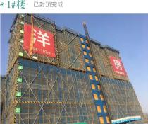 工程进度 |锦绣之城&观澜大院2月工程进度播报
