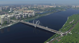 彭山岷江大桥基础全面完成!还有这些要注意......