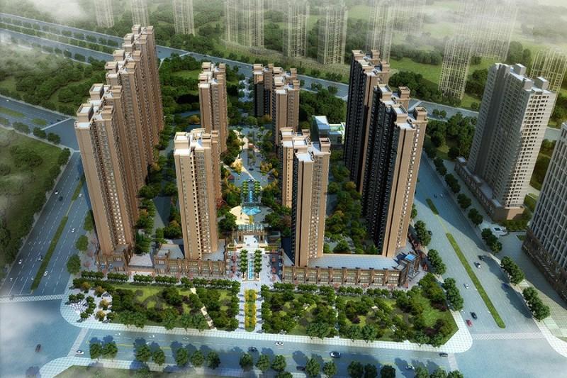 西安隆源国际城432套房源准售 住房均价13591.53元/㎡
