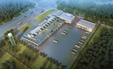 沧州开发区公交枢纽项目开工建设,将成沧州城东第一个!